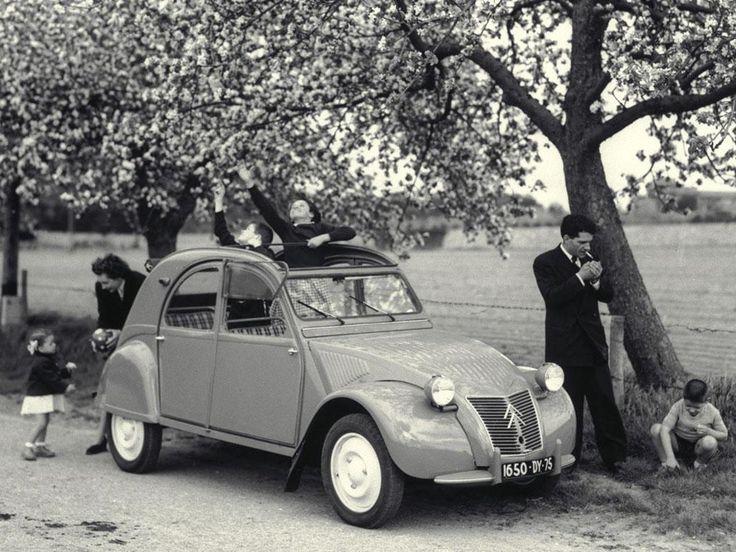 Citroën 2cv 1954-1963