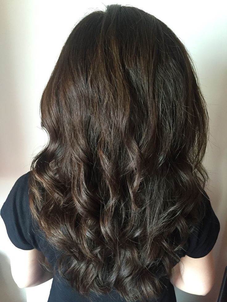 Use Babyliss curler.