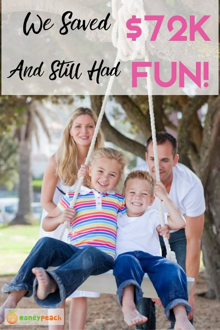 Wow! This is creazy cool - this family saved $72,000 in one year on a $120,000 income. Looks like it's time to re-evaluate my own budget and find out how to do the same :) via @https://www.pinterest.com/TheMoneyPeach/