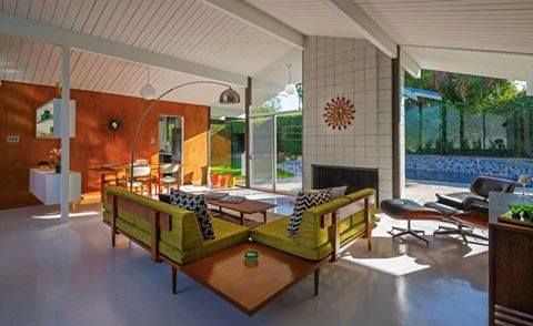 Architects Anshen and Allen had a fundamental role in Joseph Eichler's success. Click on the image to discover why.