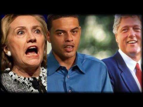BREAKING: HILLARY FREAKS OUT AS BILL CLINTON'S SON, DANNEY WILLIAMS BREAKS SILENCE IN THIS NEW VIDEO - YouTube