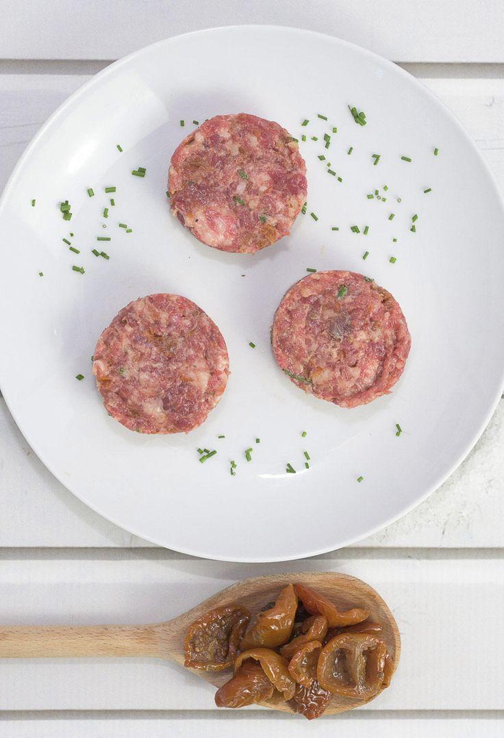 Mini Hamburger di manzo