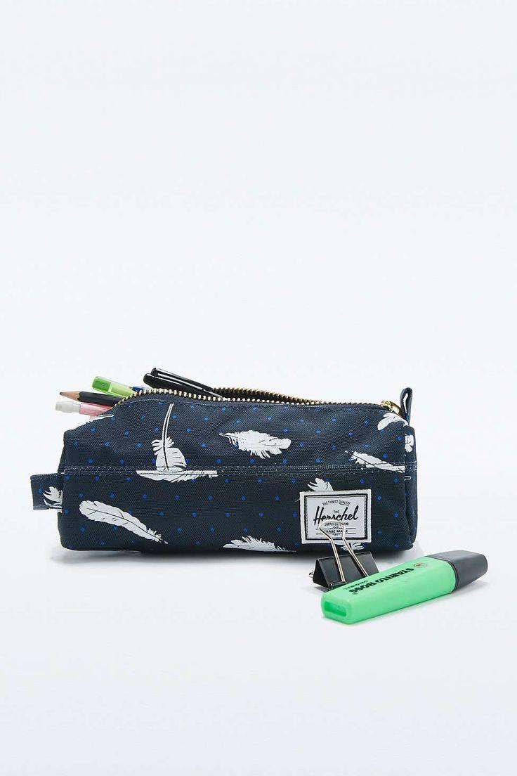 Herschel Supply co. Settlement Feather Pencil Case