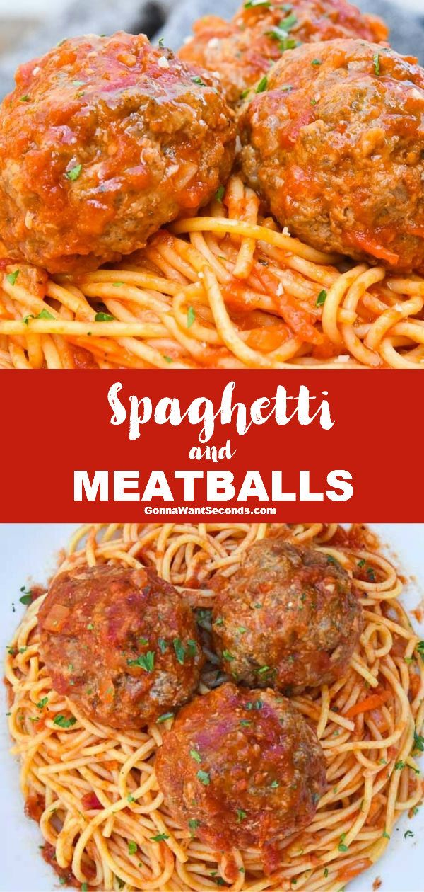 Spaghetti And Meatballs Recipe Kid Approved Recipe Spaghetti And Meatballs Meatball Recipes Recipes