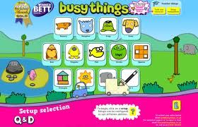 The Busy Things website offers a range of educational literacy and numeracy games for 3 to 9 year old children.