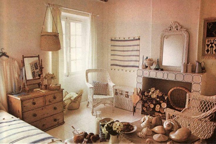 Vintage Hipster Bedroom Bed: Cool Bedroom Stuff, Vintage ...