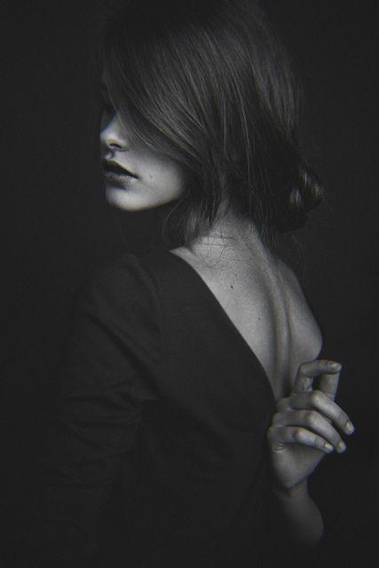 Portrait series for Eva Minaeva (Noah Models) Hair/style: Marina Shelukhova Photography/style: Alexander Kuzmin