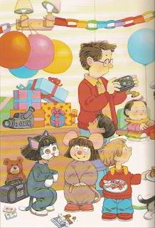 L'illustrateur de mon enfance, my childhood's illustrator : Stephen Cartwright!