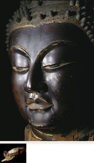 木造仏頭(もくぞうぶっとう) | 「国宝」「重要文化財」 | 文化財 | 法相宗大本山 興福寺