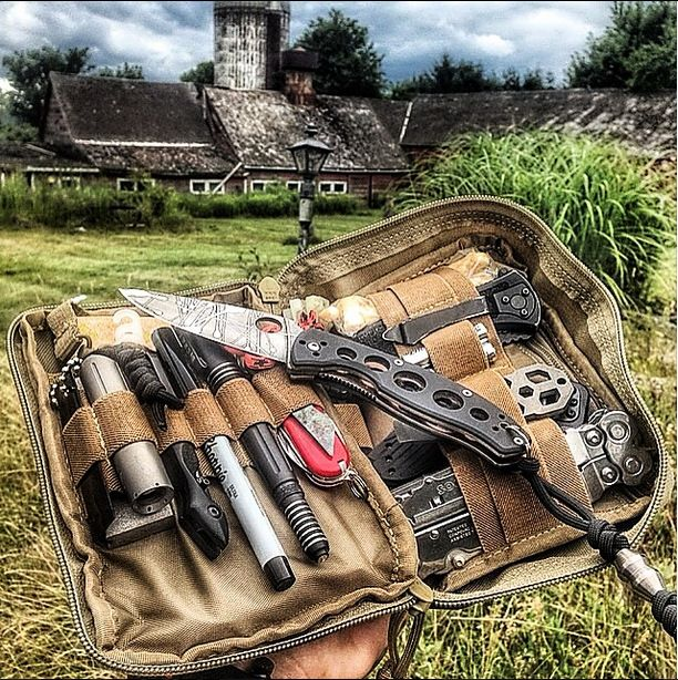( EDC...Every Day Carry ) what every man should have a little bit of SOMETHING on their person !!