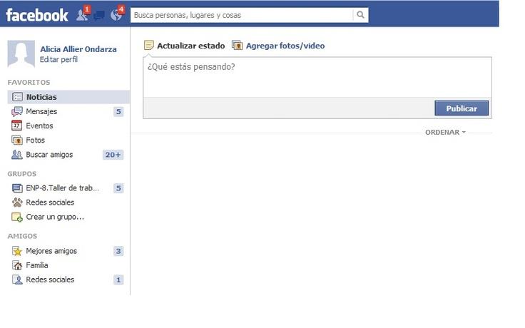 facebook  Red social con el que se puede localizar amigos, formas círculos, enviar mensajes, imágenes y cuenta con espacio para comentar.