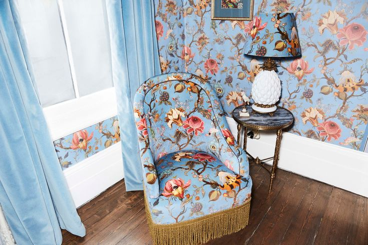 Someone Send Help: Chintz Might Be Back (& You Might Not Hate It)