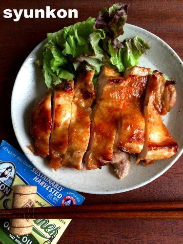 【簡単!!】おすすめです!!レンジ&トースターで*鶏の味噌あぶり焼き  山本ゆりオフィシャルブログ「含み笑いのカフェごはん『syunkon』」Powered by Ameba