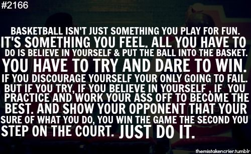 basketball quotes | Tumblr