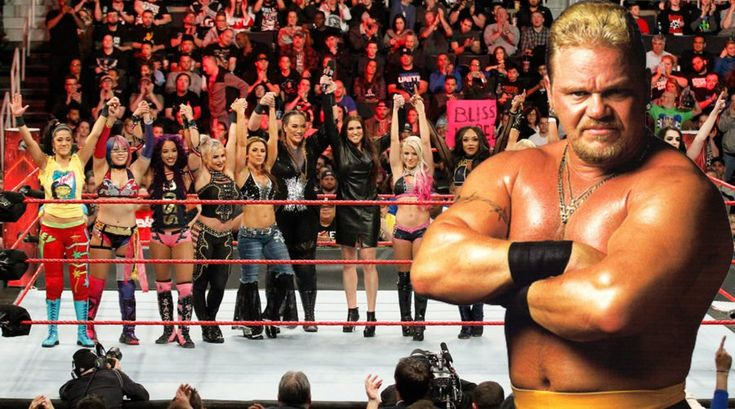 """Shane Douglas: Women's Royal Rumble is """"completely appropriate and long overdue"""""""