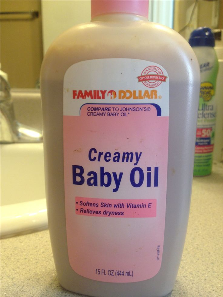 """Want to get a sun tan quick and for cheap???? I learned this amazing trick from my friend - get """"Creamy Baby Oil"""" from the Family Dollar ($1.50) and Instant Coffee - individual packets - ($1.00) ....pour out a little bit of the lotion and put 4 packets of the instant coffee in, shake it up....this concoction will bronze you QUICKLY ... lay out in the sun and bake! Total cost = $2.50 -- way cheaper than buying ready made tanning lotion and it smells yummy!!!"""