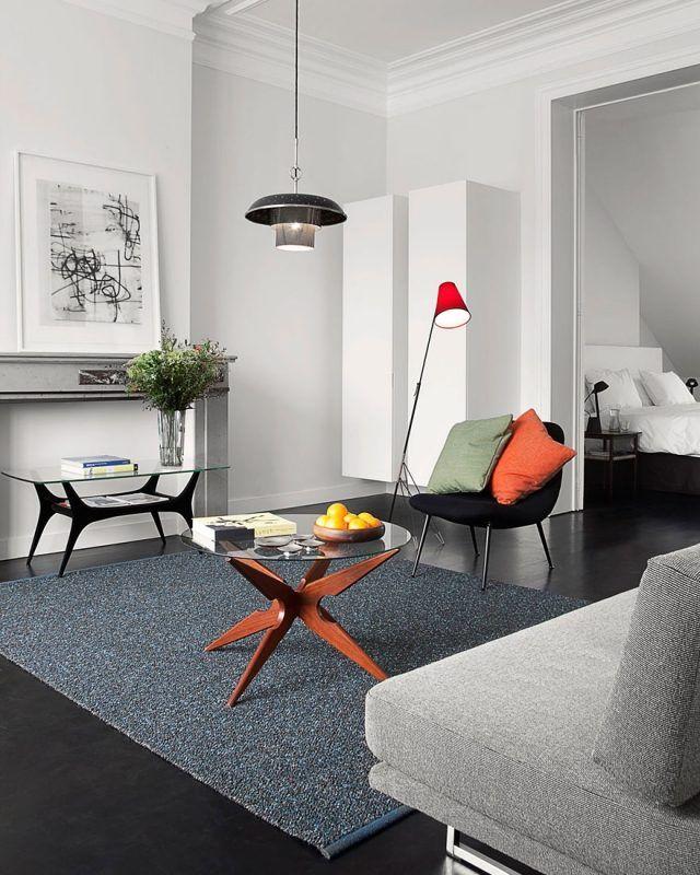 100 photos de meubles scandinaves avec un caractère unique