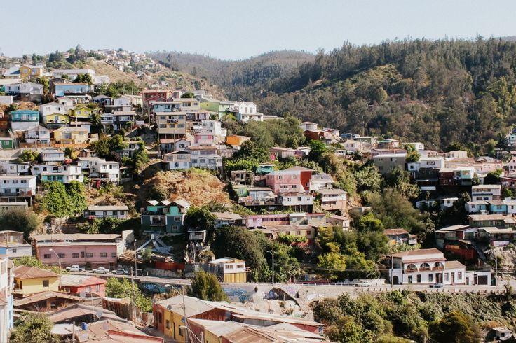 #Valparaiso asoleándose una tarde de enero