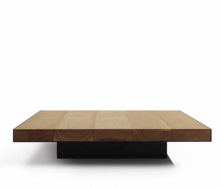 17 mejores ideas sobre mesas de centro cuadradas en for Mesas bajas de salon