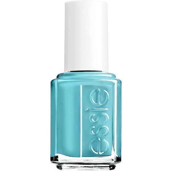 essie blues nail color, I'm addicted 0.46 fl oz (13.04 g) ($8.50) ❤ liked on Polyvore featuring beauty products, nail care, nail polish, nails, beauty, makeup, essie, blue nail polish, neon nail polish and essie nail polish
