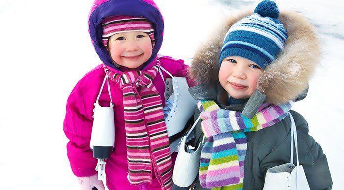 York Region & Durham Outdoor Skating Rinks