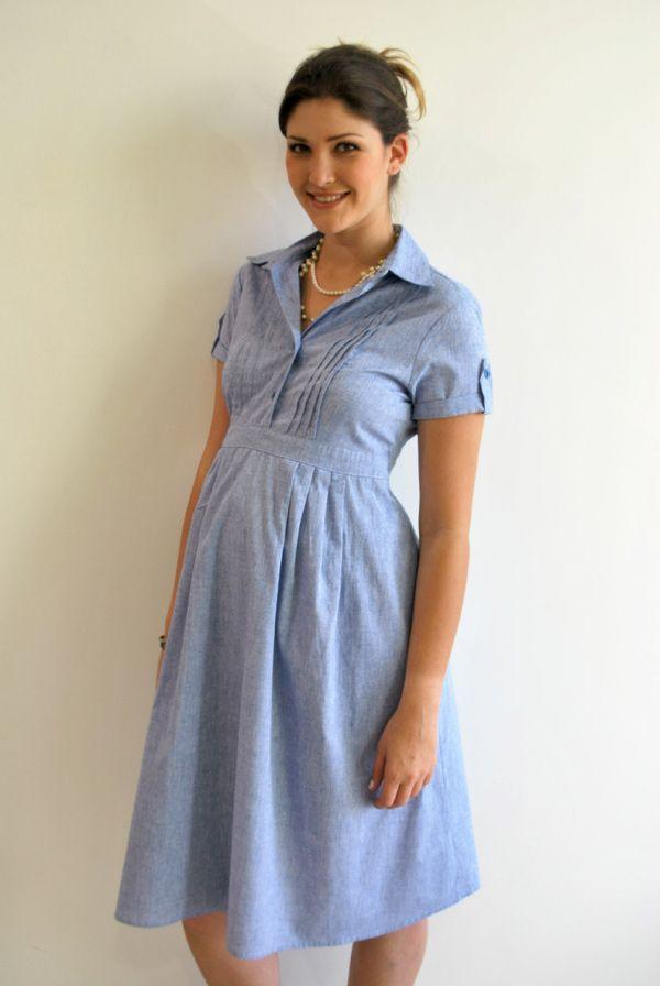 modelos sociais de vestidos para gestantes