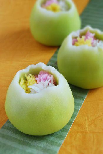 #wagashi #japanese_sweets #和菓子