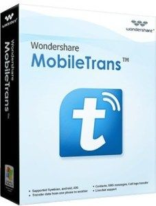 Wondershare MobileTrans Crack incl Serial Key V7.4.6 Download