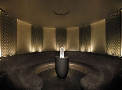 peninsula hk spa crystal steam room