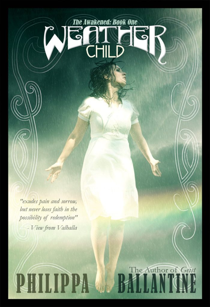 COVER REVEAL - Weather Child. My New Zealand set historical fantasy is coming, and here is the cover by Alex White. Book coming March 1st!