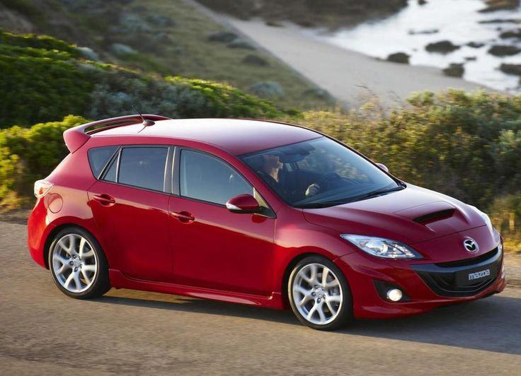 Mazda 3 MPS Characteristics - http://autotras.com