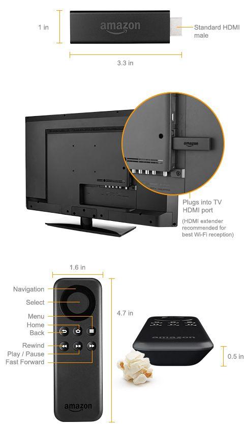 Fire TV Stick - Official Site - Shop Now