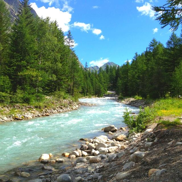 Val Ferret (Valle d'Aosta)