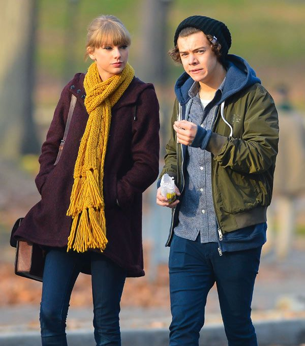 Harry Styles Taylor Swift Faked Relationship For Publicity Report