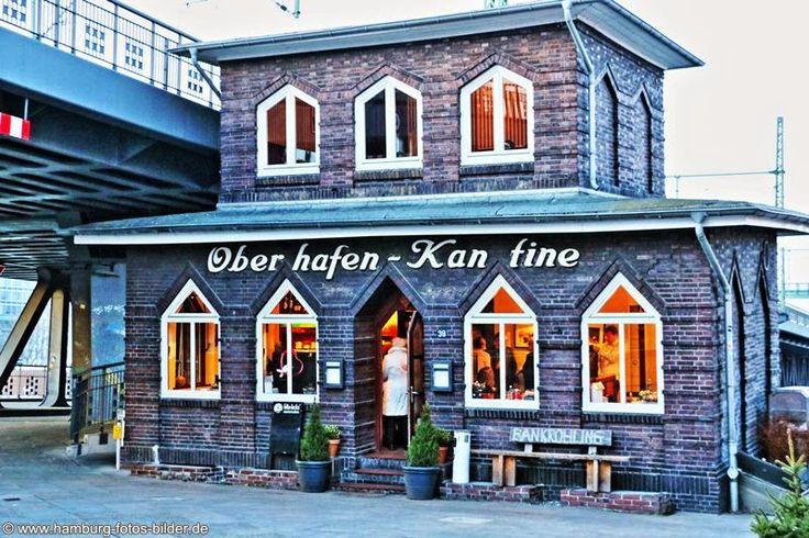 Oberhafenkantine #Restaurant #Hamburg ...