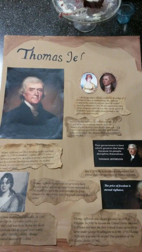 the principles and ideals of thomas jefferson The declaration of independence and natural rights thomas jefferson, drawing   in these two paragraphs, jefferson developed some key ideas: all men are  created  it appears that while jefferson opposed slavery in principle, he saw no .
