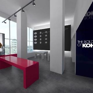 Kohler showroom, Jordon. #tristanbutterfield