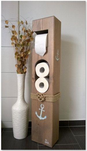Cool Die besten 25+ Toilettenpapierhalter Ideen auf Pinterest  WF78