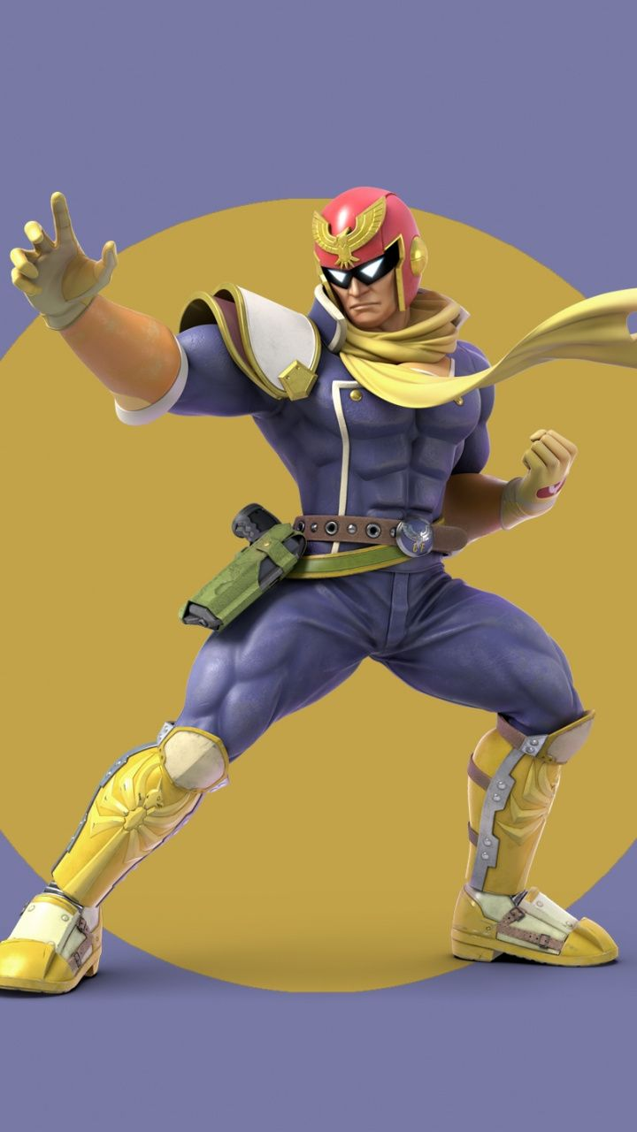 35c2bb94c4436d698f1c15481cd04976 - How To Get Captain Falcon In Super Smash Bros Brawl