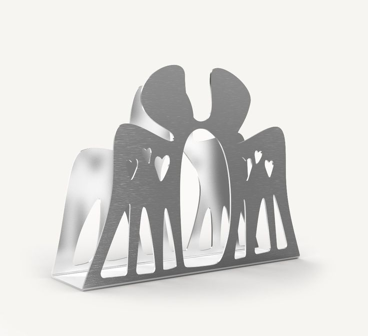 Steelforme Herd Napkin Holder