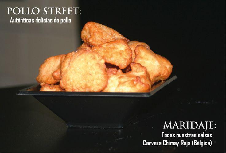 Pollo Street, auténticas delicias de pollo inigualables