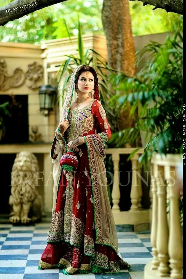 Latest Asian Bridal Gowns Designs 2016-2017 Collection ...
