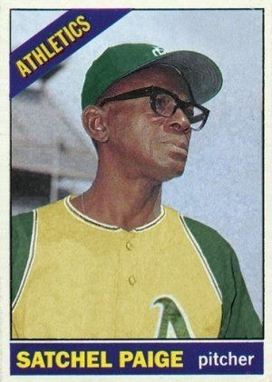 Baseball of Satchel Page