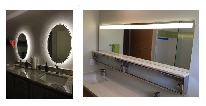 Best Bathroom Mirror Lighting: 25+ Best Ideas About Bathroom Mirrors With Lights On