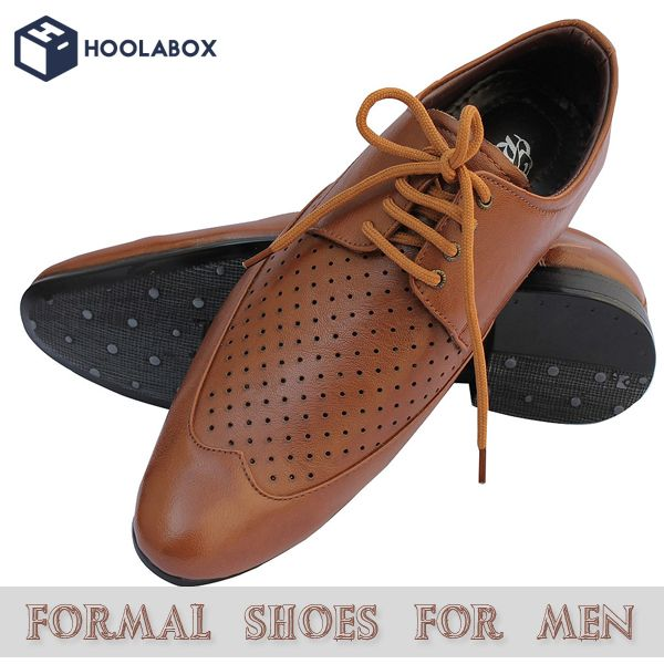 Buy Men's Formal Shoes Online at best prices. Check Latest Formal Shoes collections & Prices at India's favourite Online Shopping Site Hoolabox.  Please Visit:- http://hoolabox.com/97-formal-shoe