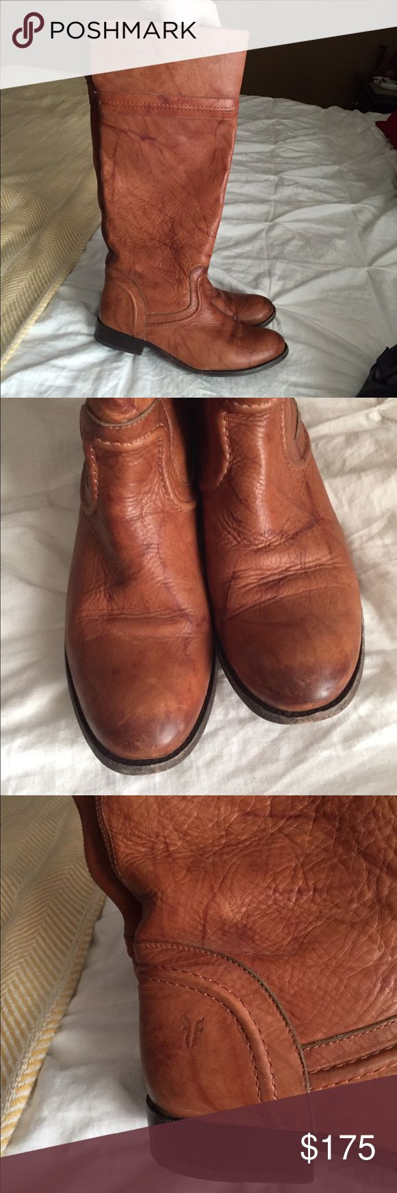 Frye Melissa boots In immaculate condition. Frye Shoes Winter & Rain Boots