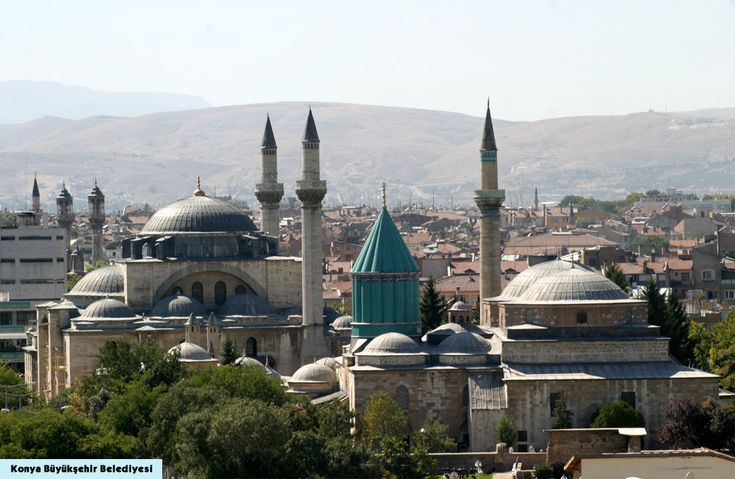 Place to go: Tomb of Maulana Rumi in Adana, Turkey