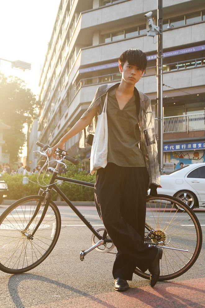 ストリートスナップ原宿 - 成田 凌さん | Fashionsnap.com