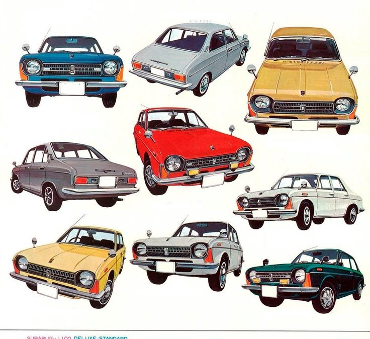 1000 Ideas About Subaru Justy On Pinterest: 1000+ Images About Subarus We Loved & Lost! On Pinterest