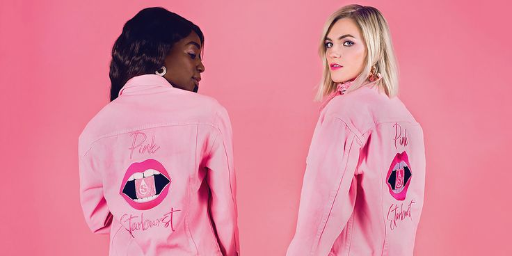 Starburst Launched a Clothing Line Inspired By the Only Candy Color That Matters, Pink – Adweek